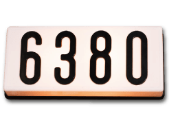 Complete Signs Browse Our Selection Of Lighted Address